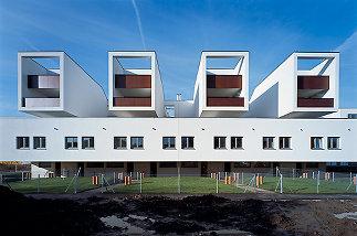 Atriumsiedlung Orasteig, Foto: Rupert Steiner