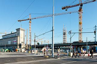 Bahnorama, Foto: Rupert Steiner