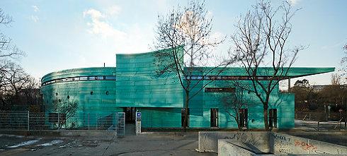 Nextroomat Kindergarten Stadtpark Martin Kohlbauer österreich