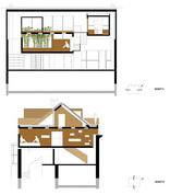 Dachbodenausbau Penthouse