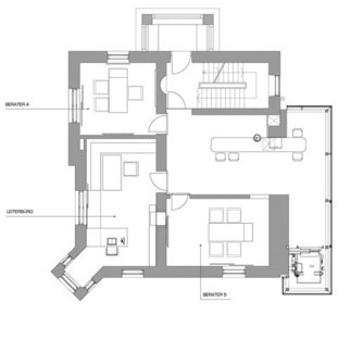 Villa Tagwerker, Plan: SEP Stöckl Egger & Partner