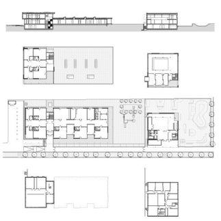 """""""Haus der Kinder"""" und """"Jugendtreff"""" am Tivoli, Plan: reitter_architekten ZT GesmbH"""