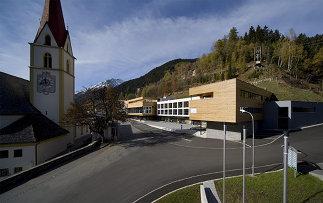 Dorfzentrum Kappl, Foto: Birgit Koell