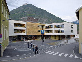 Pflegezentrum Gurgltal, Foto: Markus Bstieler