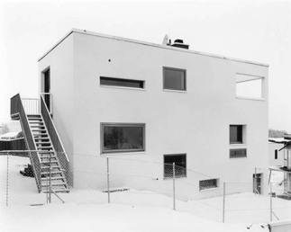 Haus für zwei Freundinnen, Foto: Martin Tusch