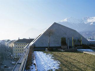 Dachwohnungen in Innbruck, Foto: Lukas Schaller