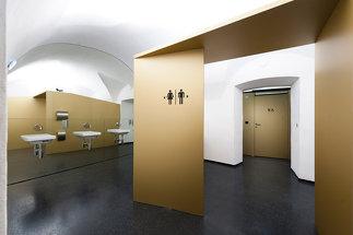 Öffentliches WC Altstadt, Foto: Lukas Schaller