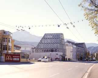 BTV – Zweigstelle Mitterweg, Foto: Lukas Schaller