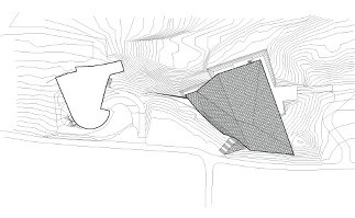 Festspielhaus der Tiroler Festspiele Erl, Plan: Delugan Meissl Associated Architects