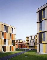 WHA am Mühlweg - Bauteil A, Foto: Bruno Klomfar