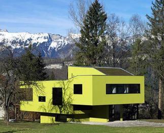 Grünes Haus, Foto: Robert Fessler