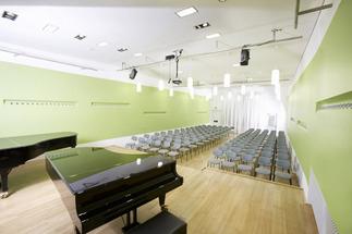 Konservatorium Wien Privatuniversität, Foto: Susanne Stemmer