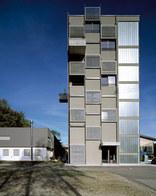 Büroturm – Gusswerk, Foto: Angelo Kaunat