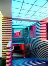 Rabenhoftheater - Renovierung Publikumsbereich, Foto: Ingo Petramer