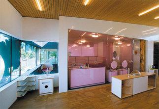 Kindergarten Kalvarienberg, Foto: Halbritter & Hillerbrand Architekten