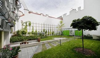 "Wohnhaus ""stratified townscape"", Foto: Hertha Hurnaus"