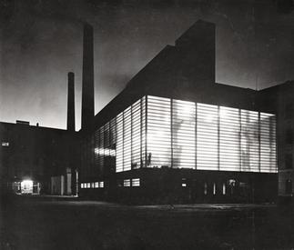 Austria Tabakwerke, Foto: Julius Scherb / profil 1933