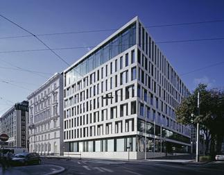 Konzernzentrale der Österreichischen Volksbanken, Foto: Klaus Frahm / ARTUR IMAGES