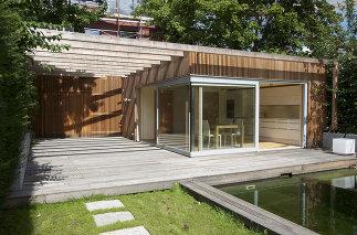 Sommerküche : Bild sommerküche im gartenhaus