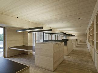Umbau, Sanierung und Erweiterung Gewerbe- und Einzelhandelsbetrieb in Lofer, Foto: Volker Wortmeyer