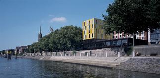 Jugendherberge Bremen, Foto: Werner Huthmacher