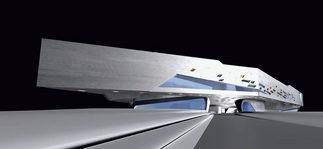 Science Center Phæno, Schaubild: Zaha Hadid Architects