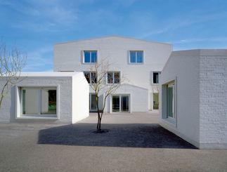 Erweiterung Schulanlage Rüschlikon, Foto: Roger Frei