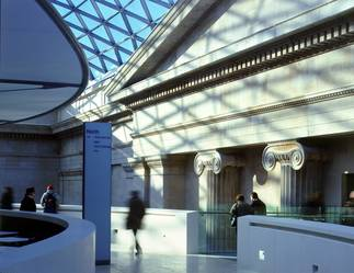 British Museum - Umbau, Foto: Nigel Young / Foster + Partners