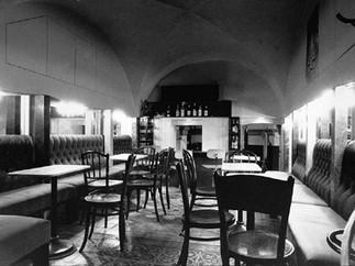 Kleines Café, Foto: Hermann Czech