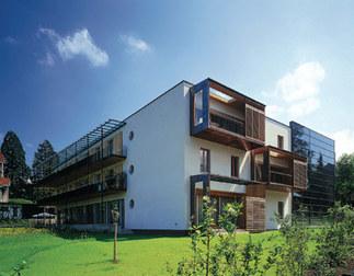 Atriumhaus, Foto: Eduard Hueber