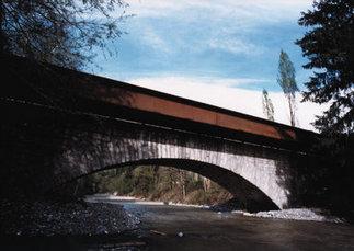 Frödischbrücke, Foto: Ignacio Martinez