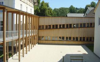 Landwirtschaftliche Berufs- und Fachschule Otterbach, Foto: Romana Ring