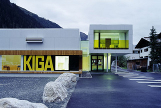 KIGA - Kindergarten, Foto: Hertha Hurnaus