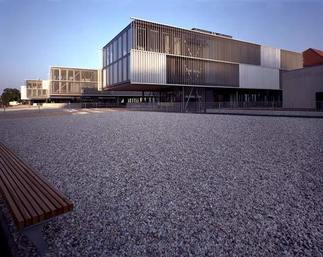 Bildungszentrum Campus Krems, Foto: Margherita Spiluttini