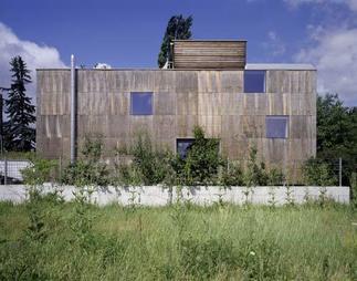Haus W, Foto: Pez Hejduk