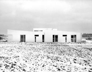 Barrierefreies Wohnhaus, Foto: Martin Tusch