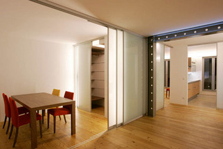 OTTC - Umgestaltung  Penthouse, Foto: Fritz Gotschim