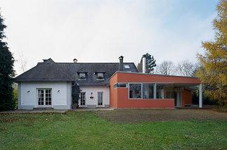 Zubau Haus J., Foto: Rupert Steiner