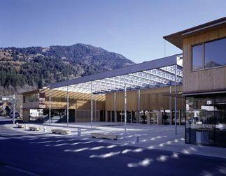 Gemeindezentrum Ludesch, Foto: Bruno Klomfar