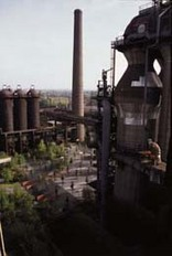 Landschaftspark Duisburg-Nord, Foto: Christa Panick