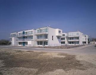 Wohnhausanlage Cassinonestrasse, Foto: Margherita Spiluttini