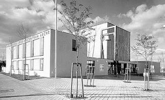 Evangelisches Gemeindezentrum 'Arche', Foto: Margherita Spiluttini