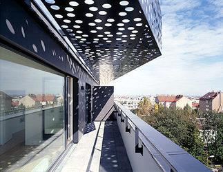 Wohnbau Paltramplatz, Foto: Margherita Spiluttini