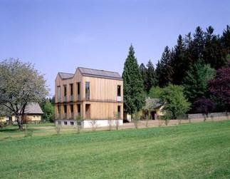 Haus Scholten, Foto: Pez Hejduk
