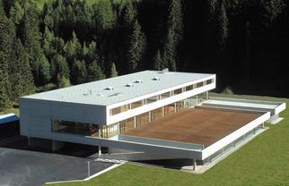 Hauptschule Paznaun, Foto: Noldin & Noldin