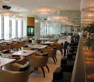 Café im ´Leopold´ - MuseumsQuartier Wien, Foto: Harald Wasmeyer