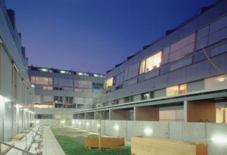 Gartensiedlung – Am Hofgartel, Foto: Manfred Seidl