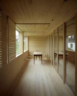 Haus Nenning, Foto: Hanspeter Schiess