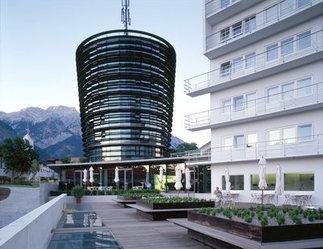 Parkhotel (vormals: Turmhotel Seeber), Foto: Margherita Spiluttini