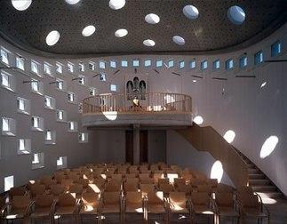 Evangelische Kirche, Foto: Mischa Erben